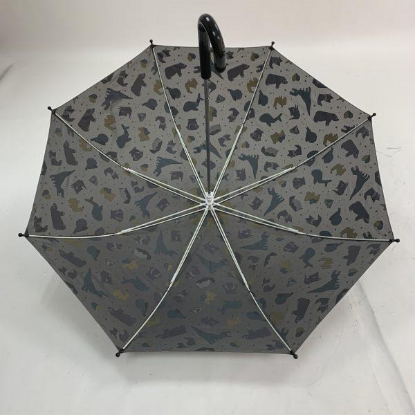Colour changing Umbrella for Kids - Animals interior